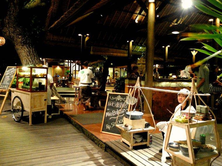 Dinner Sanur Beach