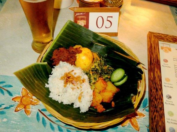 Nasi Padang Bali