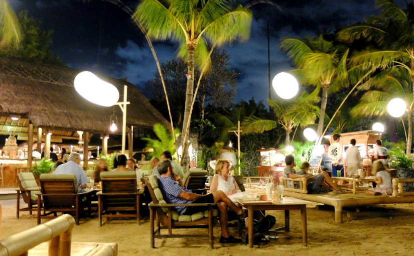 Weekend Beach Market – Tandjung Sari, Bali