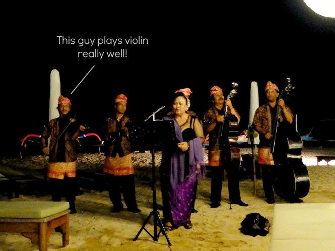Singer Bali Beach