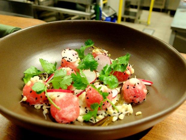 Watermelon Salad Cuca