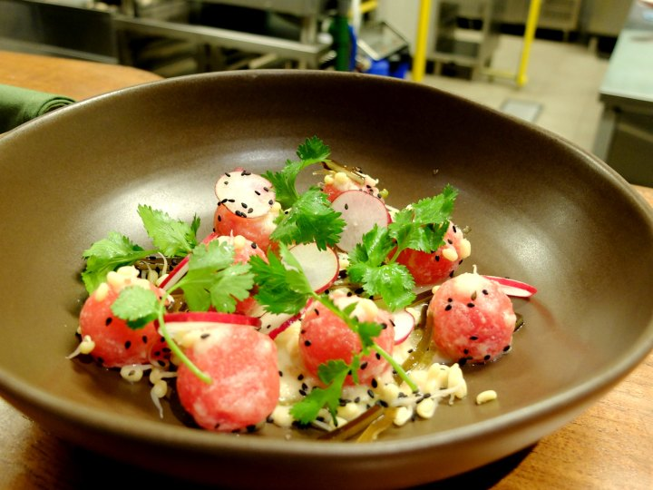 Watermelon Salad Cuca