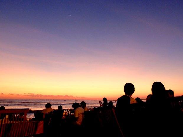 Sunset Jimbaran