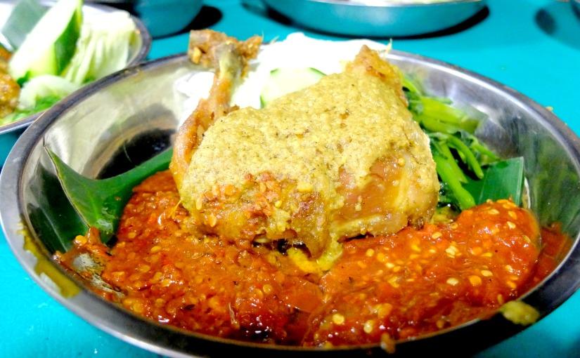 Street Food Bali : Nasi Bebek BuRima