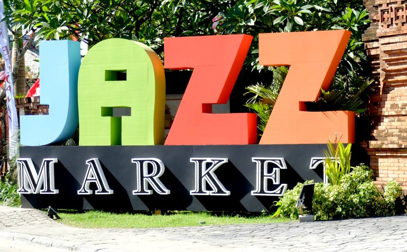 Jazz Market By The Sea, Bali