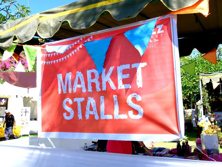 Jazz Market By The Sea Market Stalls