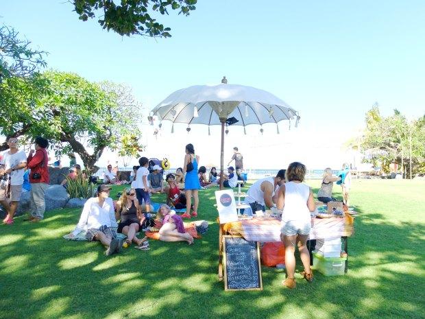 Jazz Market By The Sea Picnic Area