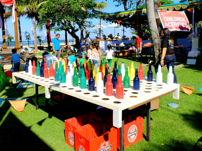 Games at Jazz Market By The Sea