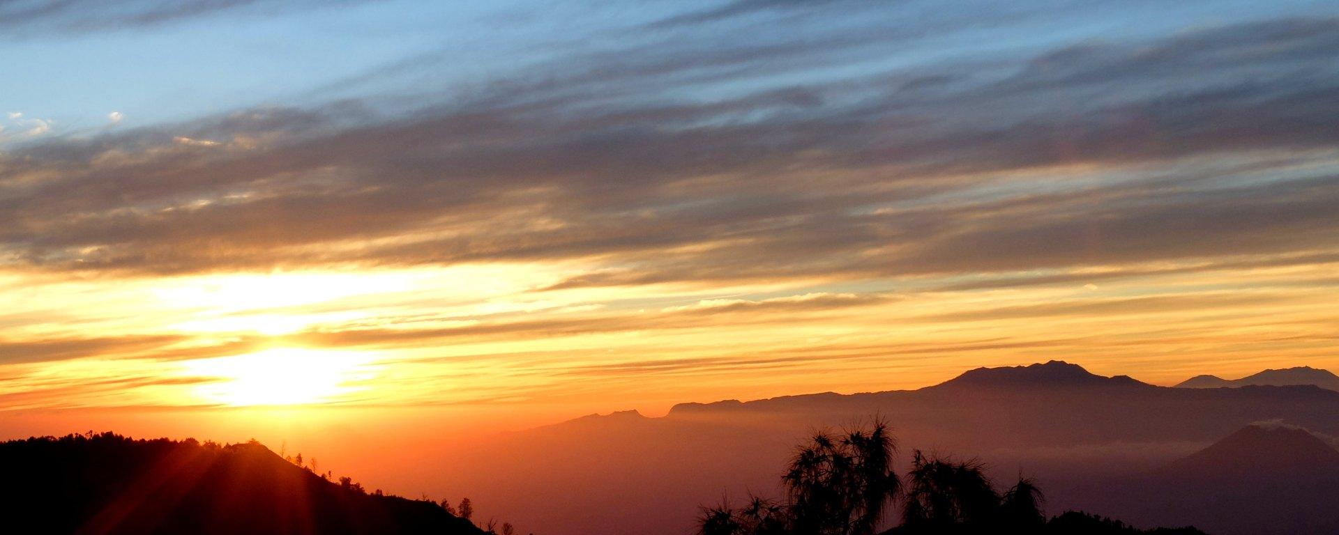 Sunrise Mount Penanjakan