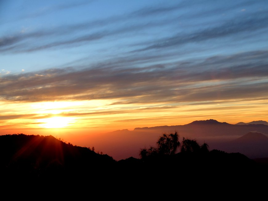 Sunrise Mount Penanjakan