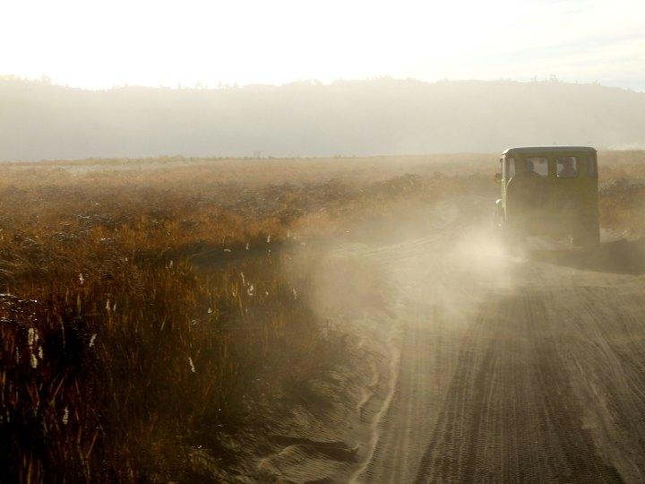 Jeep Mount Bromo
