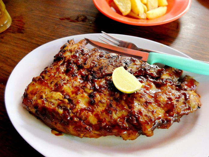 Naughty Nuris Pork Ribs