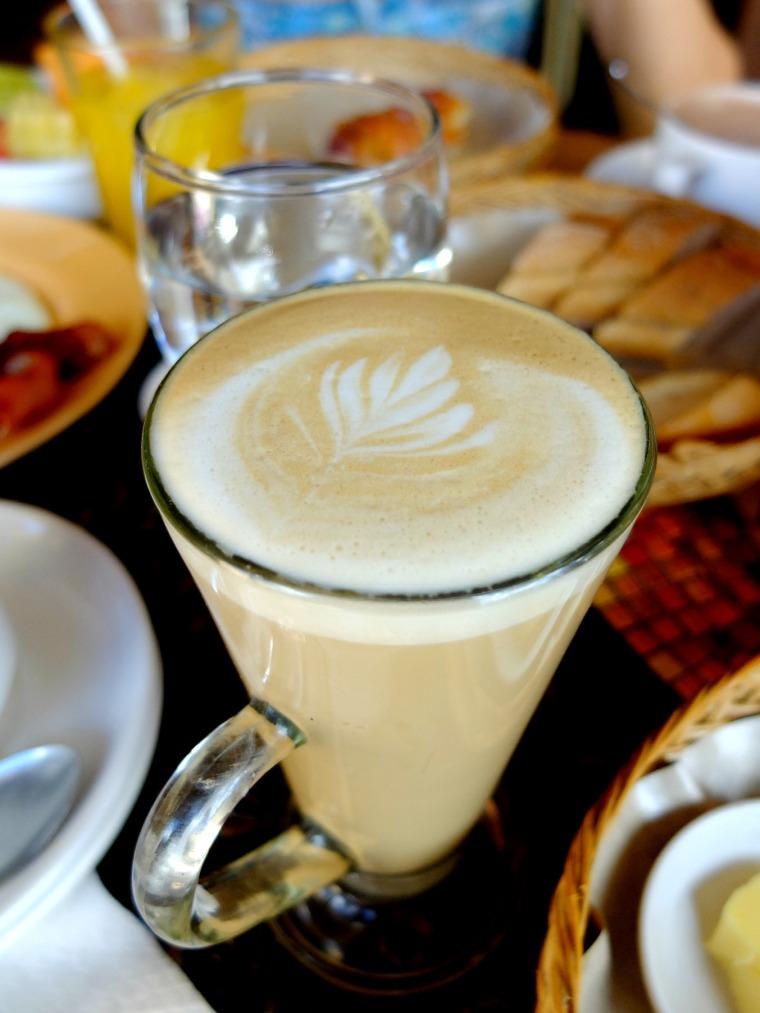 Cafe Moka Latte