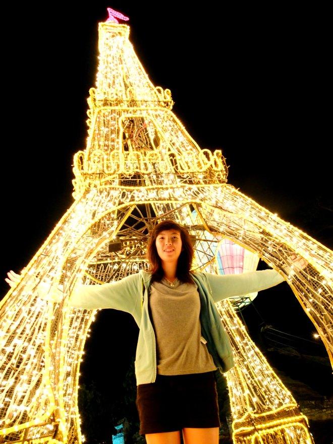 Eiffel Tower BNS
