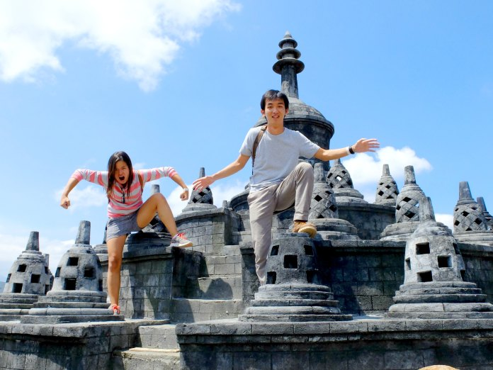 Borobudur Temple Miniature Eco Park