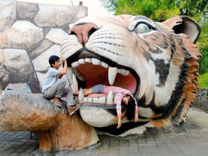 Batu Secret Zoo Tiger