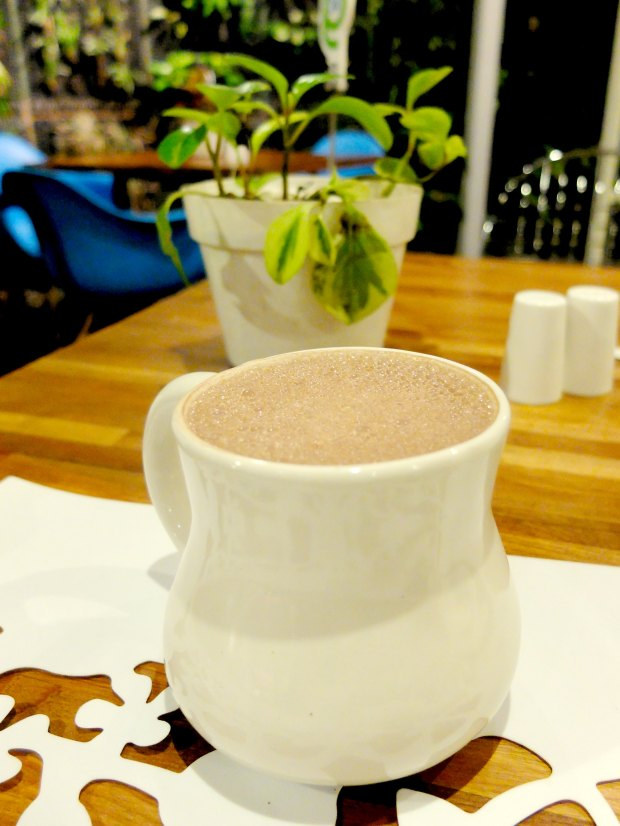 Origin Kitchen Hot Chocolate