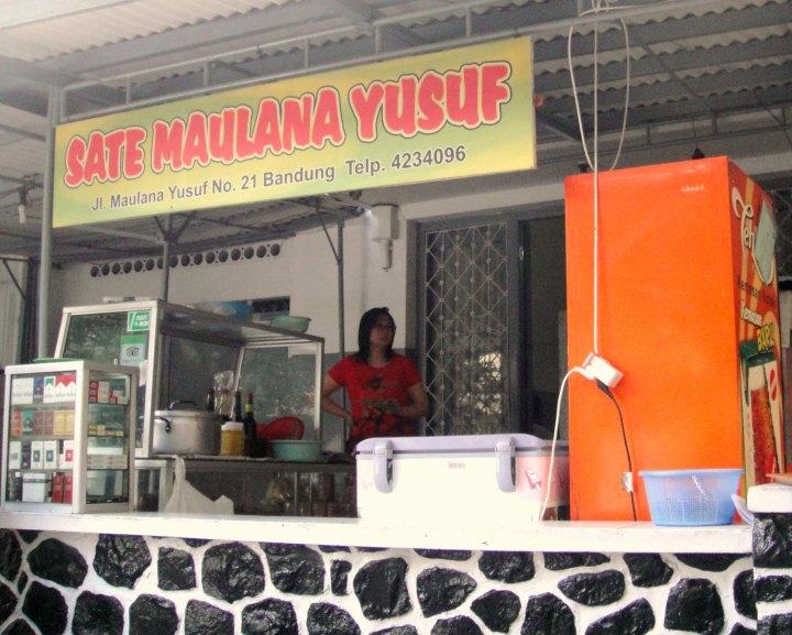 Sate Maulana Yusuf