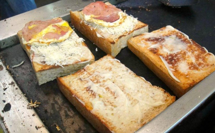 Bandung Breakfast : RotiGempol