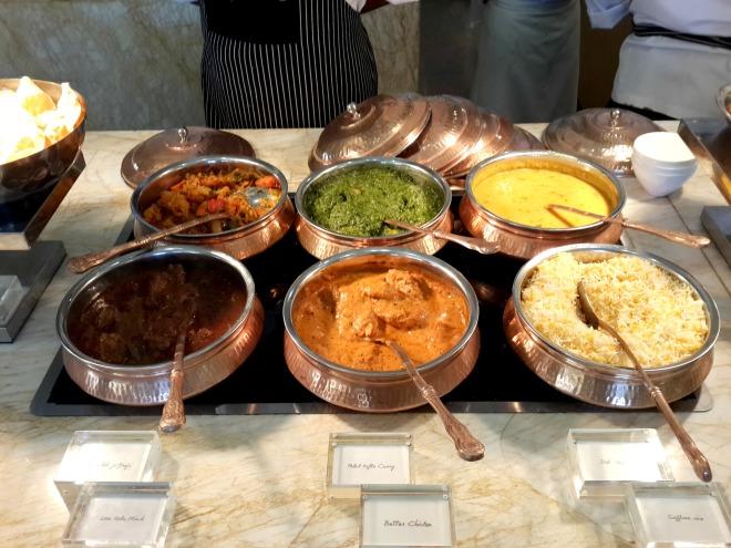 Indian Food The Mulia Bali