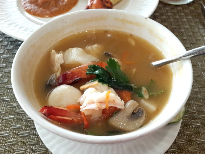 Tom Yum The Mulia Bali