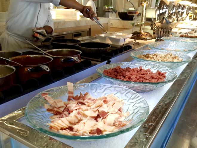 Pasta The Cafe The Mulia Bali