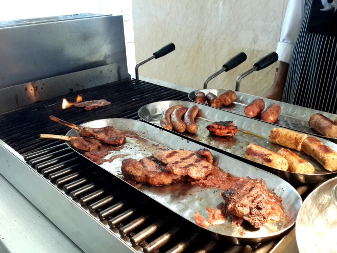 BBQ at The Cafe The Mulia Bali