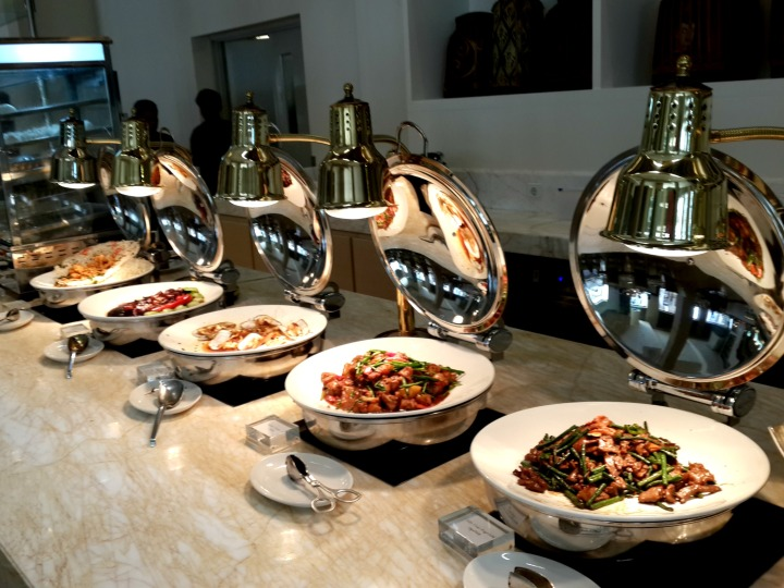 Chinese Food at The Cafe The Mulia Bali