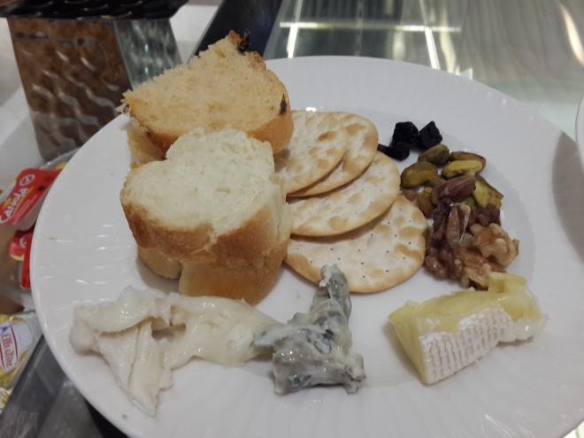 Cheese Platter The Cafe The Mulia Bali