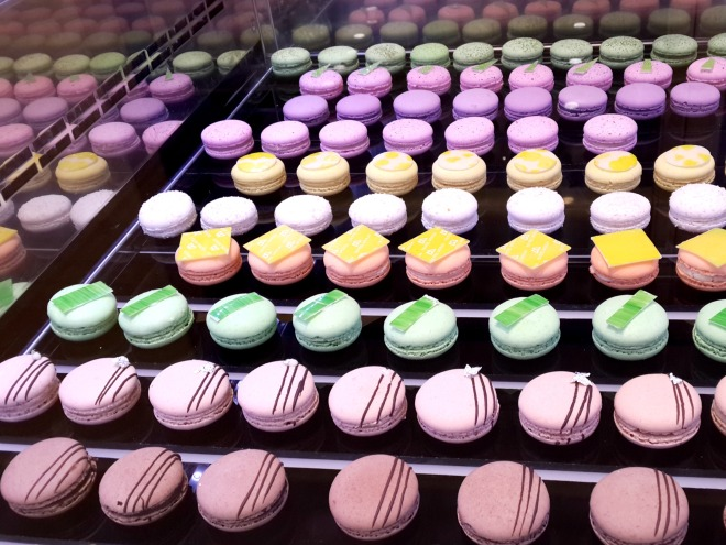 Macaroons The Cafe Bali