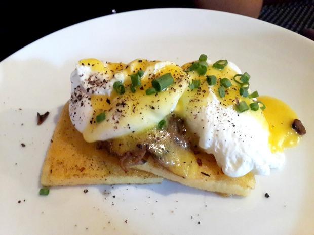 Breakfast at Revolver Espresso