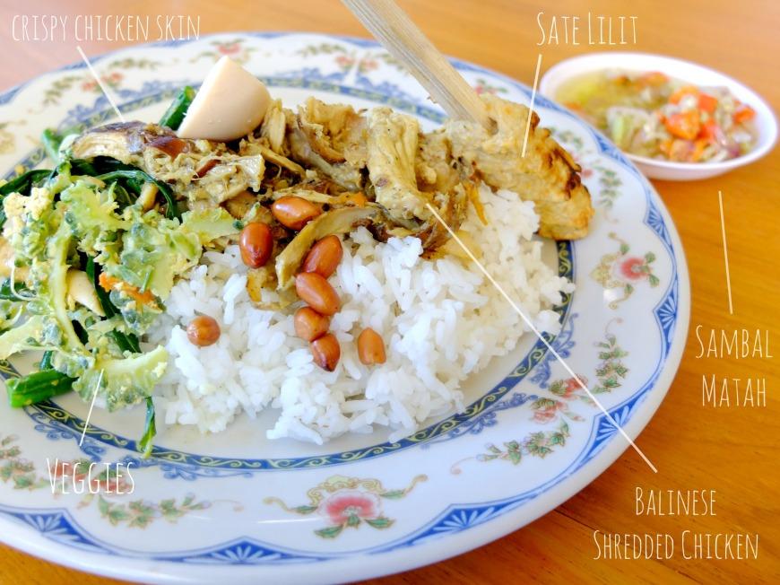 Nasi Ayam Bali