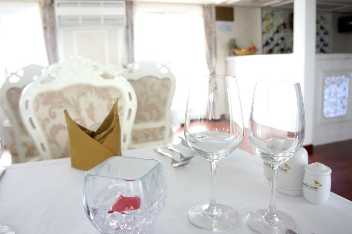 Signature Cruise Dining Room