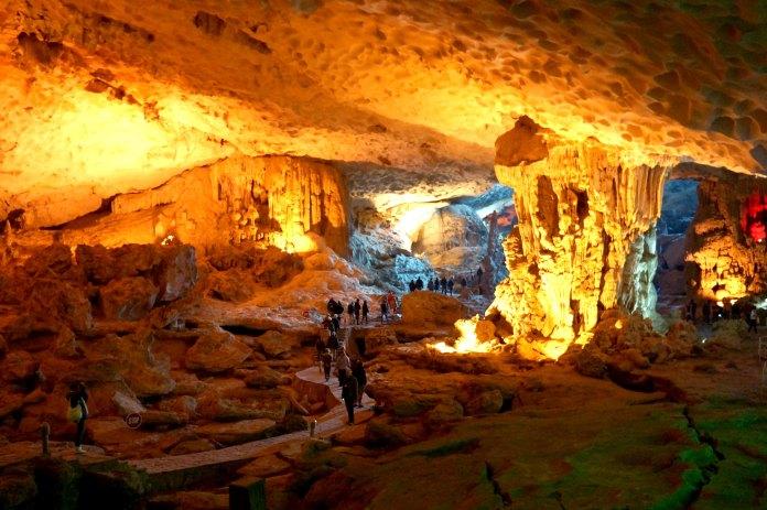 Halongbay Cave