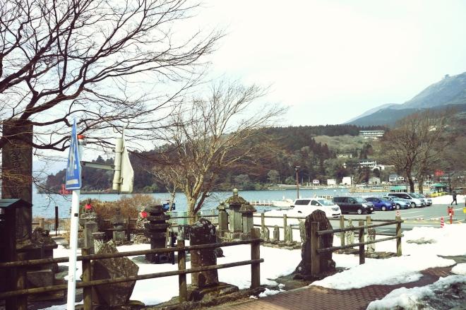 Ashi Lake Hakone Japan