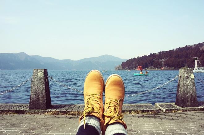 Ashi Lake Hakone