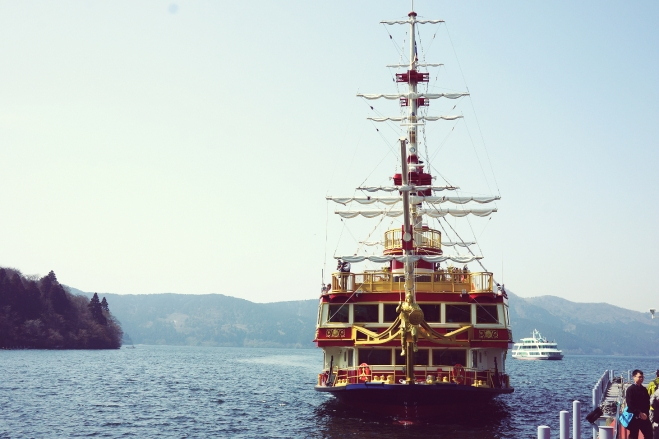 Pirate Ship Hakone