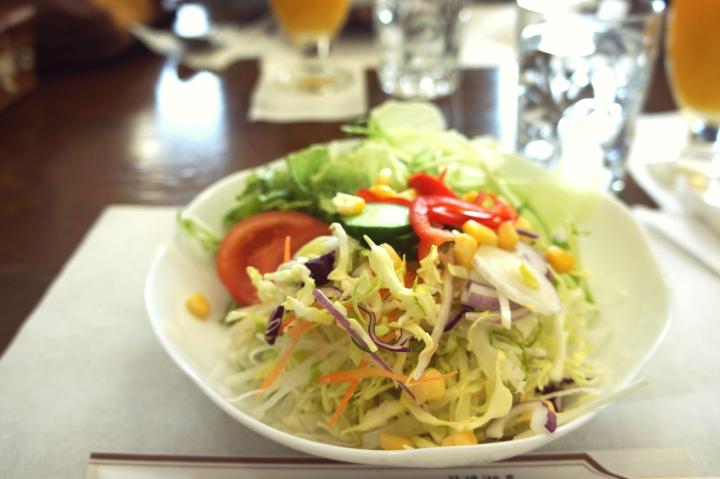 Fresh Salad Japan