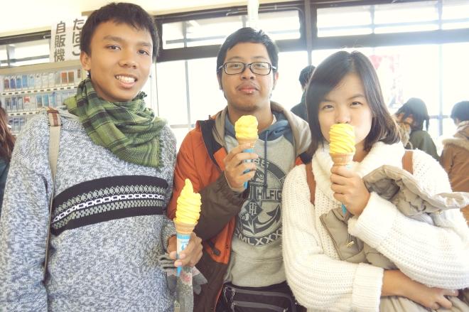 Tamago Ice Cream