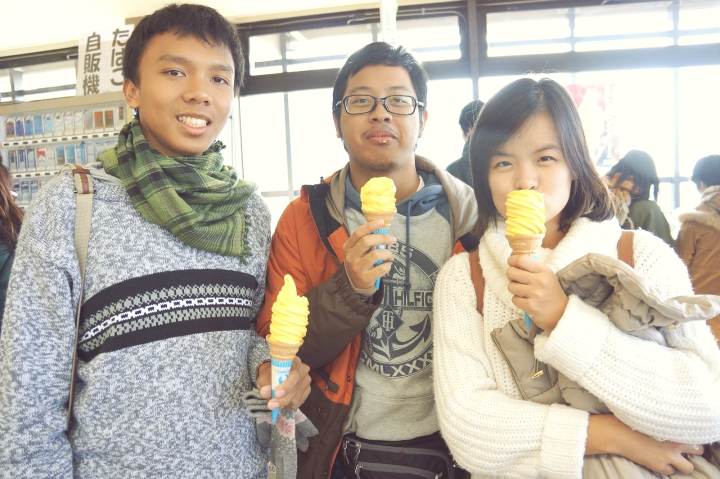 Tamago Ice Cream