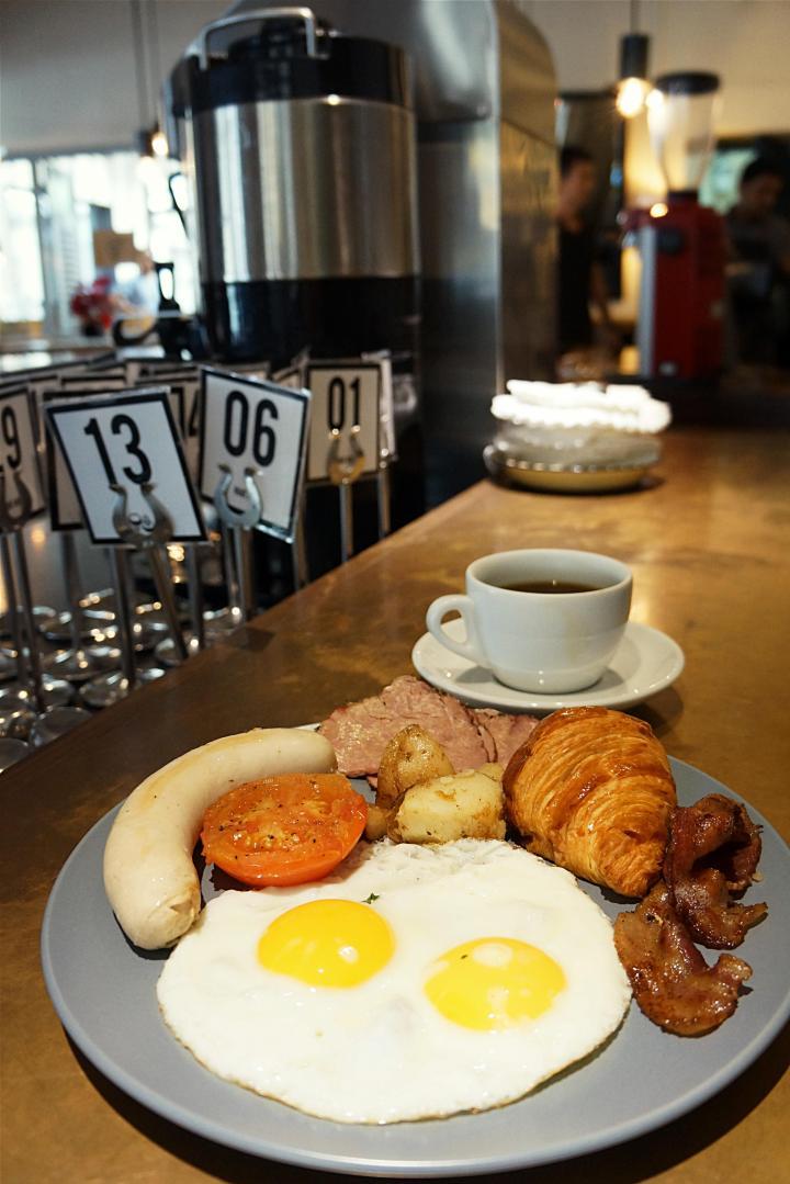 Breakfast Chye Seng Huat