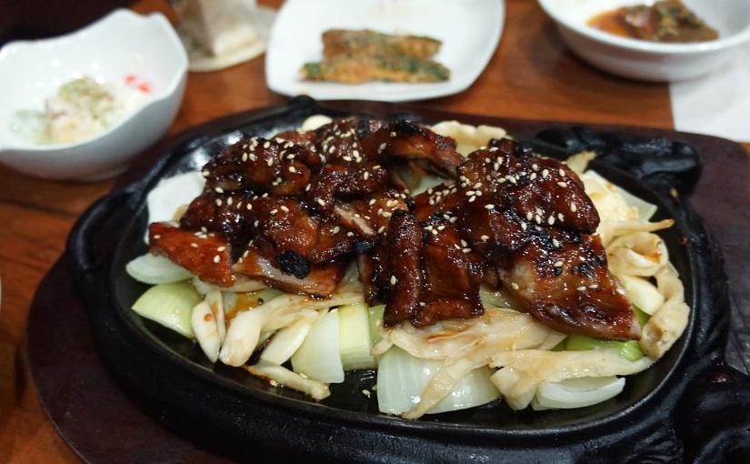 Bo Shin Myeong Ga Korean Restaurant,Jakarta