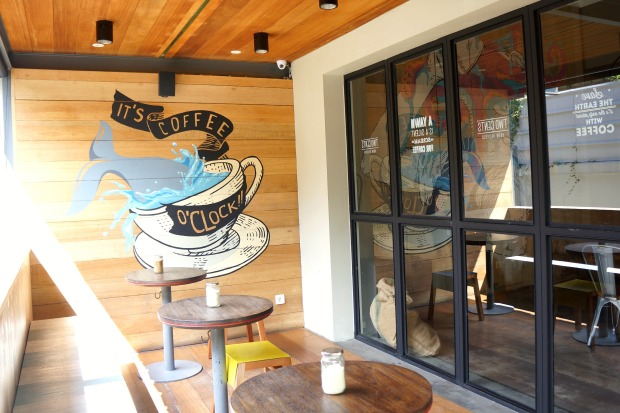Two Cents Coffee Bandung