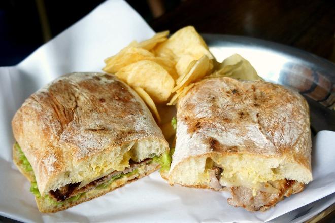 Sandwich Two Cents Bandung