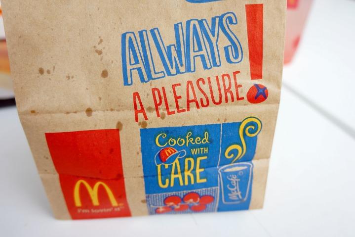 McDonald Shaker Fries