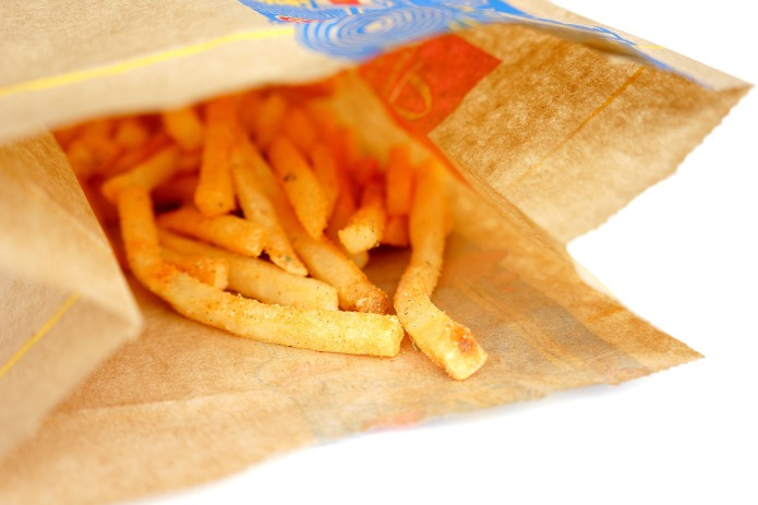 McDonald Shaker Fries