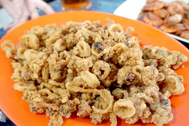 Pangandaran Seafood