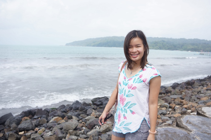 Pantai Timur Pangandaran