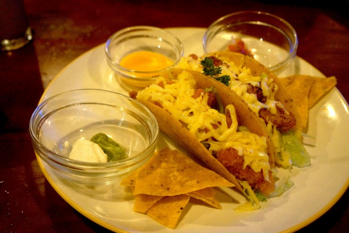 Tacos at Perky Pedro Bandung
