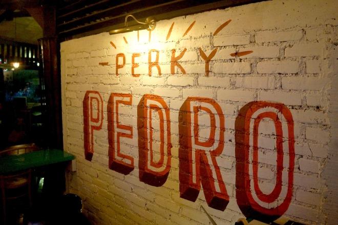 Perky Pedro Bandung